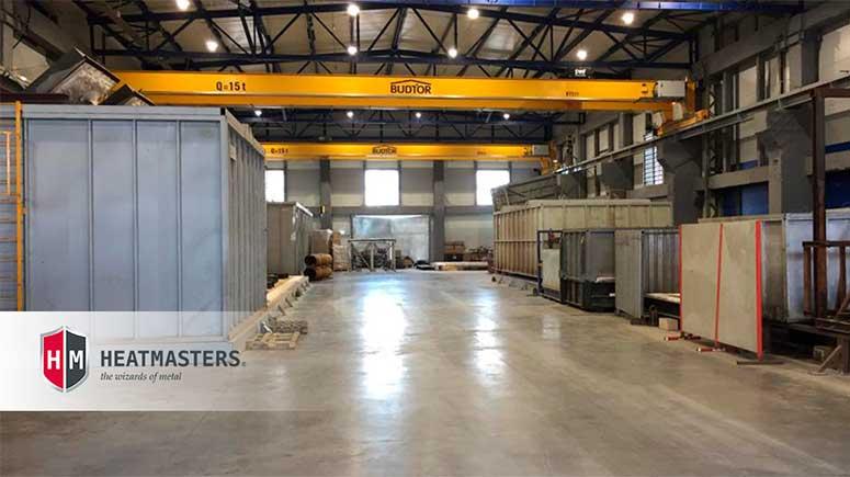 Heatmasters Service Center - Bedzin, Poland