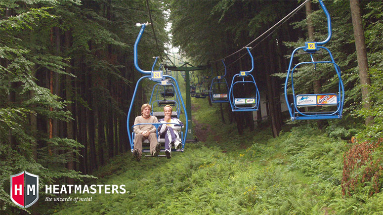 Wizards in the Tatra Mountains during Heatmasters Poland 10-year anniversary celebrations.