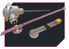 Heatmasters Thermocouples (Stick Thermocouple and Magnet Thermocouple) - Heat Treatment Consumables
