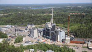 Kymijärvi III Bio-heating Plant